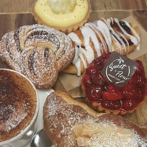 Sweet And Flour Bakery Cafe