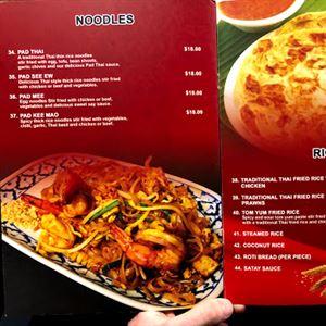 Traf Thai Cuisine