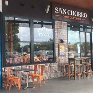 San Churro Tweed