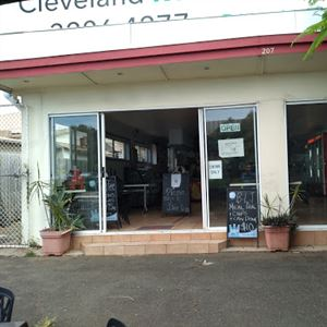 Cleveland Rocks Cafe & Take Away