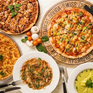 Olives Pizza Pasta & Ribs