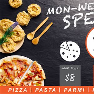 Mozza Pizza & Pasta