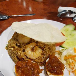 Sri Mahkota Malaysian Cuisine
