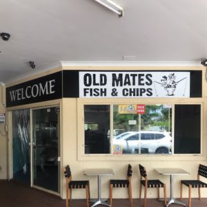 Old Mates Fish and Chips