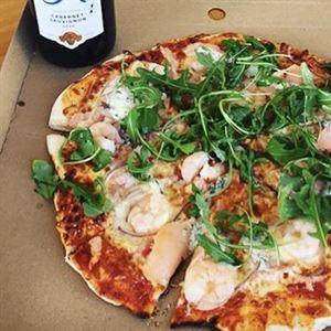 Keyhole Pizza