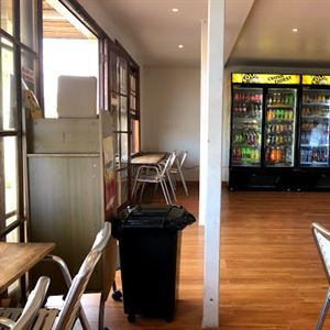 Baywatch Cafe