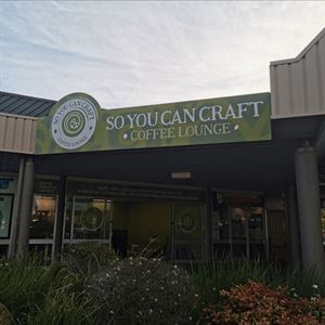 So You Can Craft Coffee Lounge