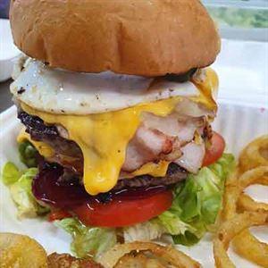 Billy's Bounty Burger Bar