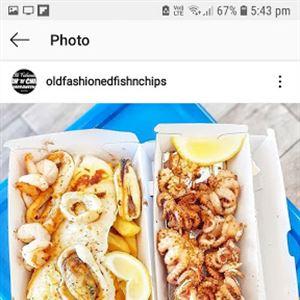 Old Fashioned Fish N Chips Narraweena