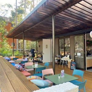 Darcy St Project Cafe