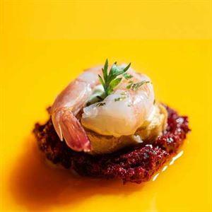 Rolls by the Fancy Plate