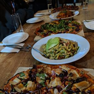 Flavours Gourmet Pizza & Gelato Bar