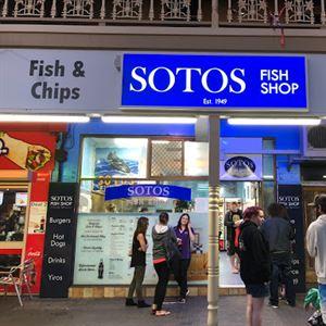 Sotos Fish Shop