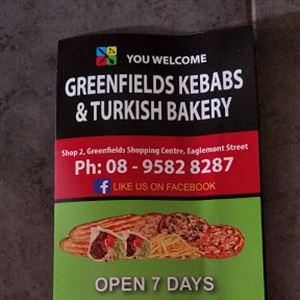 Greenfields Kebabs & Turkish Bakery