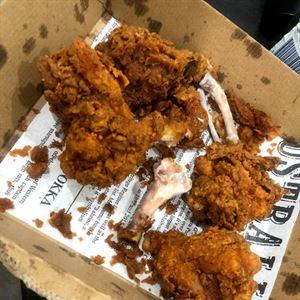 Extra Crispy Chicken
