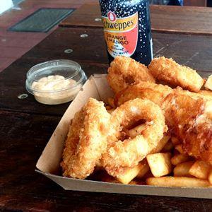 Hooper's: Burgers, Fish & Chippery