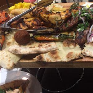 Mezza Roma Restaurant