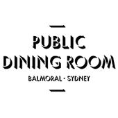 Public Dining Room Logo