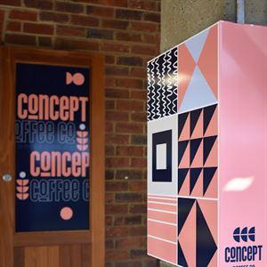 Concept Coffee Co.