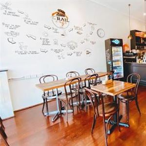The Rail Cafe