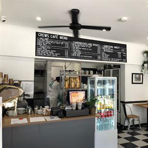 Crews Cafe