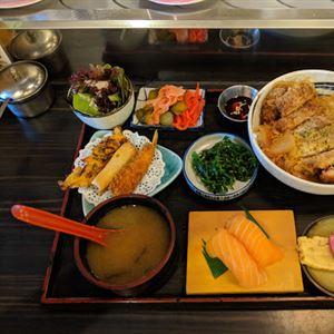 Sushi Revolution Hamilton