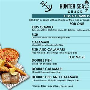Hunter Seafood Shack