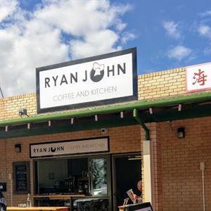 Ryan John Coffee and Kitchen