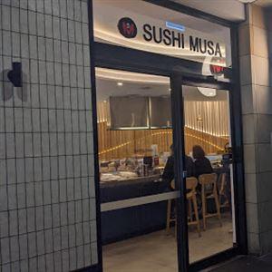 Sushi Musa Charlestown