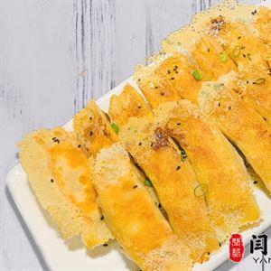 Yan's Kitchen Fried Dumplings and Noodles