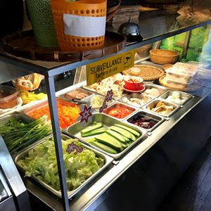 Vietnamese Healthy Rolls