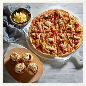 Crust Pizza Rockingham