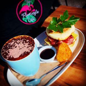 The Flamingle Cafe