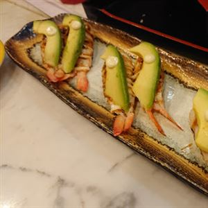 Top Ryde Sushi Roll