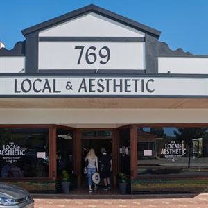 Local and Aesthetic