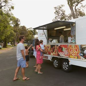 Spice Odysee curry Van Old Dunsborough Boat Ramp