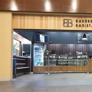 B Bakers and Baristas Pizza