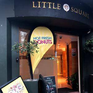 OMG Decadent Donuts East Sydney