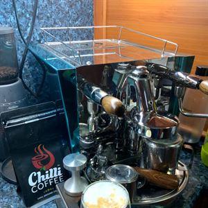 Chilli Coffee (Barrarister Coffee Company)