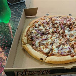 Boonah Pizza