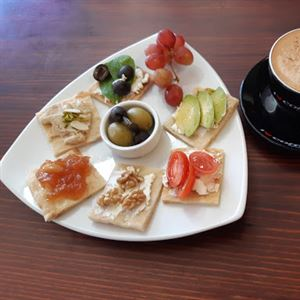 Saffron Savor cafe