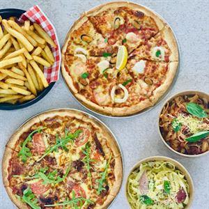 Pepper Gourmet Pizza Bar