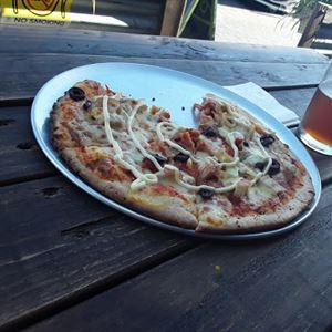 Sweet Amber.Beer.Pizza
