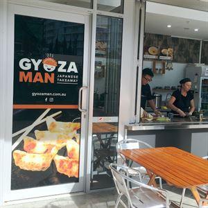 Gyoza Man
