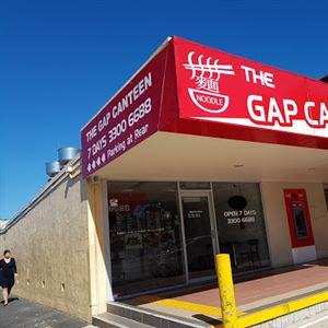 The Gap Canteen