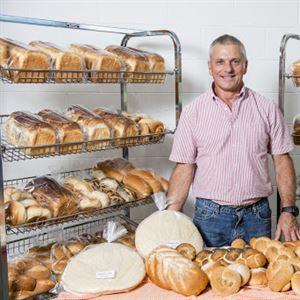 The Bake House on Ishmael