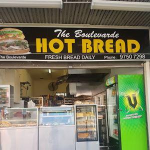 The Boulevarde Hot Bread