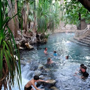Mataranka Thermal Springs