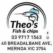 Theo's Fish & Chips