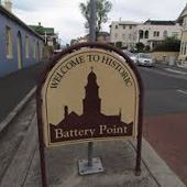 Battery Point Logo